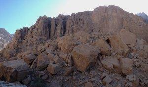 Hell Rock, Wadi Naqab, Émirats 15