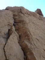 Hell Rock, Wadi Naqab, Émirats 21