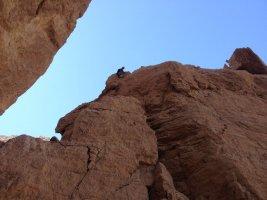 Hell Rock, Wadi Naqab, Émirats 20