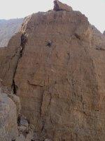 Hell Rock, Wadi Naqab, Émirats 13