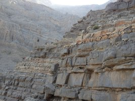 Stairway to Heaven, Wadi Litibah, Ras Al Khaimah, Émirats Arabes Unis 2