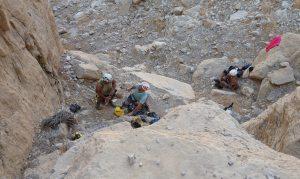 Hell Rock, Wadi Naqab, Émirats 6