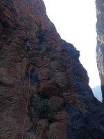 Le vent l'emportera, Snake Canyon, Wadi Bani Awf, Bilad Seet, Oman 2