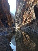 Le vent l'emportera, Snake Canyon, Wadi Bani Awf, Bilad Seet, Oman 3
