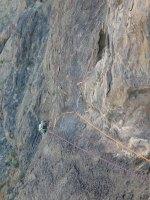 Le vent l'emportera, Snake Canyon, Wadi Bani Awf, Bilad Seet, Oman 12