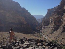 Finger Rest, wadi Nakhur, Al Hamra, Oman 18