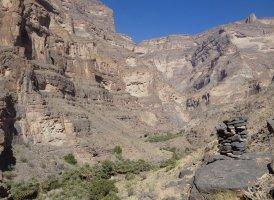 Finger Rest, wadi Nakhur, Al Hamra, Oman 21