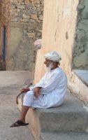 La crête de l'indien, Sharaf Al Alamein, Al Hamra, Oman 22
