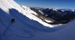 Cagire hivernale, Ariège 20