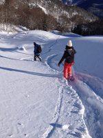 Cagire hivernale, Ariège 22