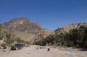 No Slicks, Pilier Ouest, Snake Canyon, Wadi Bani Awf, Oman 1