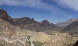No Slicks, Pilier Ouest, Snake Canyon, Wadi Bani Awf, Oman 10