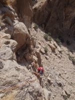 Luadabuam Pillar, Karnräbäb, Jebel Kawr, Oman 11