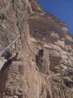 Ferrata du Jebel Shams, Jebel Akhdar 13