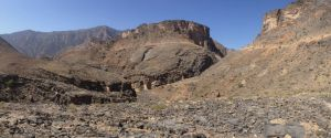 Snake canyon, Jebel Akhdar 16