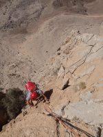 Luadabuam Pillar, Karnräbäb, Jebel Kawr, Oman 19