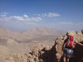 Luadabuam Pillar, Karnräbäb, Jebel Kawr, Oman 26