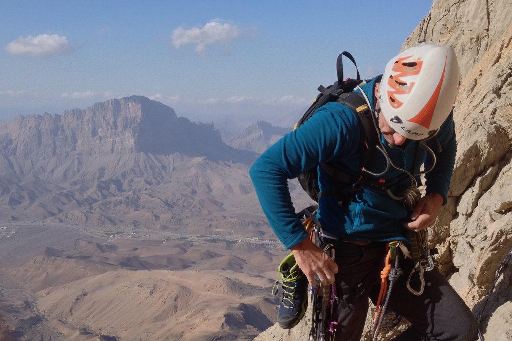 Climbing 9