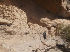 Ferrata du Jebel Shams, Jebel Akhdar 6
