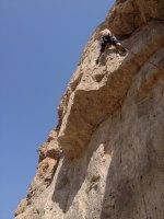 Wadi Dayqah sport climbing, Quriyat, Oman 8