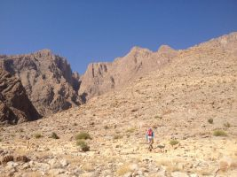 Jebel Kawr, Oman 6