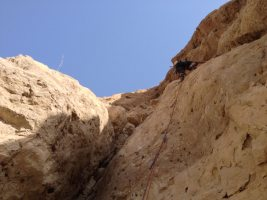 Wadi Dayqah sport climbing, Quriyat, Oman 9