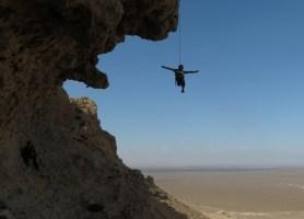 Hatta Crag, Sport climbing, Oman 6