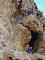Hatta Crag, Sport climbing, Oman 2