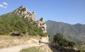 Coll Piqué au Coll de Nargo, Catalunya, Espagne 1