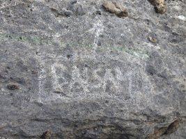Basalm del Tigre a la paret Bucolica, Oliana 3
