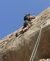 Basalm del Tigre a la paret Bucolica, Oliana 9