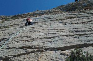 Pornostar a la Roca Alta, Vilanova de Meïa, Espagne 12