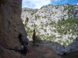 Gorges de Gouleyrous, Pyrénées-Orientales, France 17