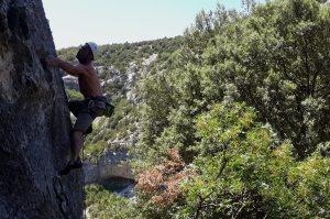 Sport climbing, Rodellar, Espagne 3