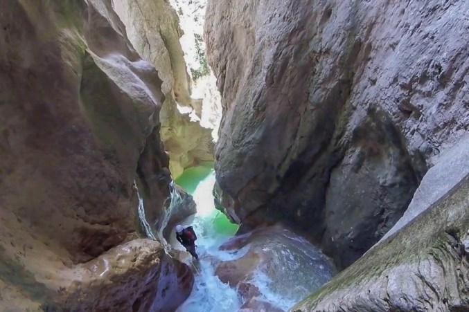 Barranco del Mascun, Sierra de Guara 15