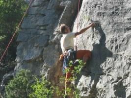 Sport climbing, Rodellar, Espagne 15
