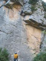 Sport climbing, Rodellar, Espagne 24