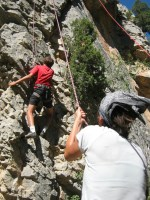 Sport climbing, Rodellar, Espagne 13