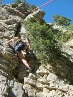Sport climbing, Rodellar, Espagne 14
