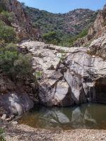 Cascata Piscina Irgas, Villacidro, Sardaigne 3