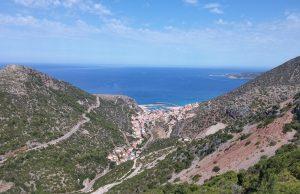 Cala Domestica, Buggeru, Sardaigne 1