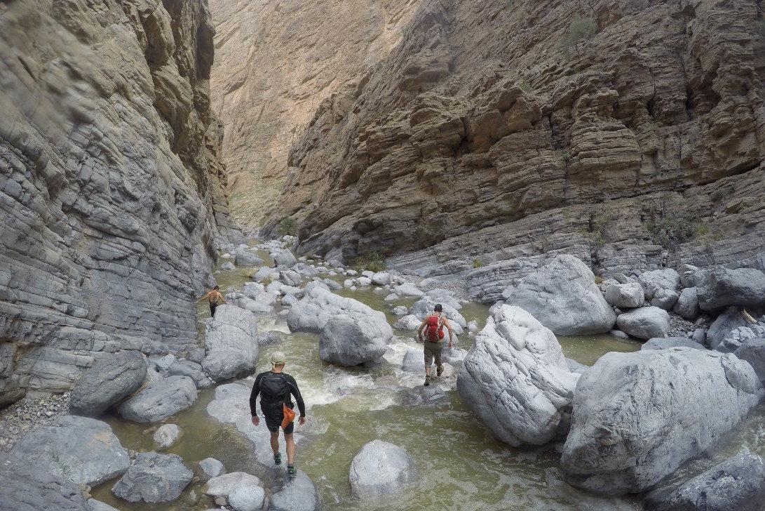 Wadi Saada, Sayq Plateau 1