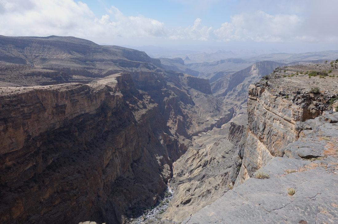 Wadi Qasheh, Sayq Plateau 2