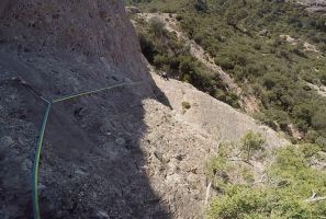 Topless a la Pastereta, Montserrat, Espagne 3