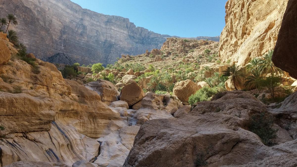 Wadi Tiwi, Hajar Oriental 6