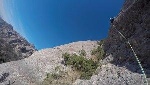 Topless a la Pastereta, Montserrat, Espagne 7
