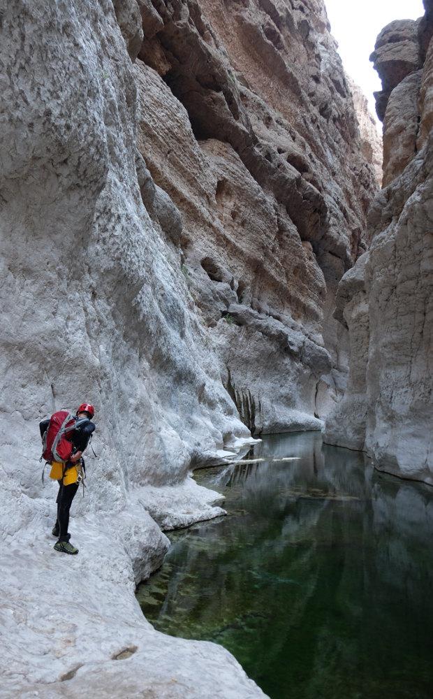 Wadi Tiwi, Hajar Oriental 9
