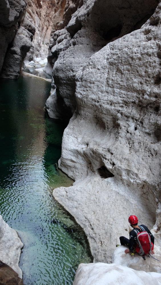Wadi Tiwi, Hajar Oriental 13