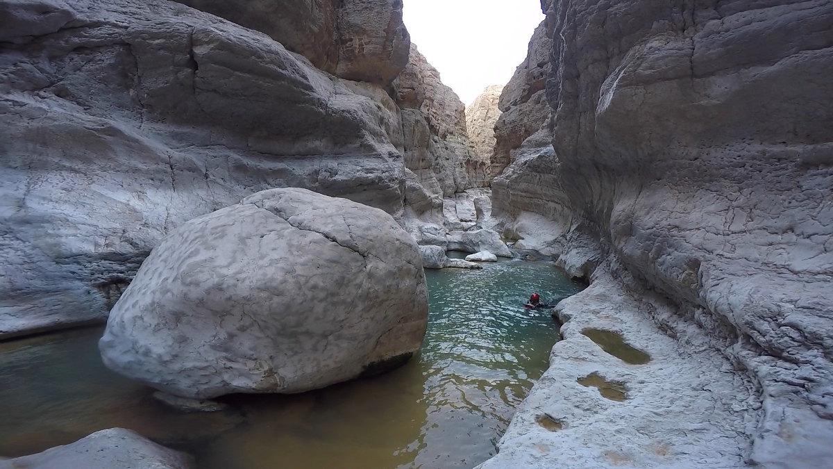Wadi Tiwi, Hajar Oriental 25