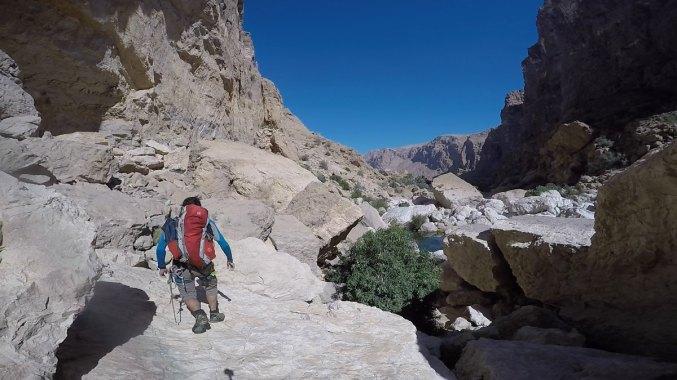 Wadi Tiwi, Hajar Oriental 32